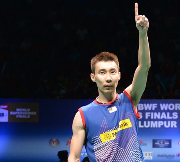 Wish a speedy recovery to Lee Chong Wei.