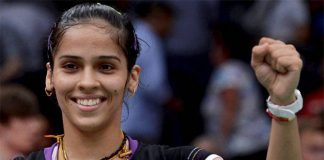 Saina Nehwal dethrones Carolina Marin to regain No.1 rank.