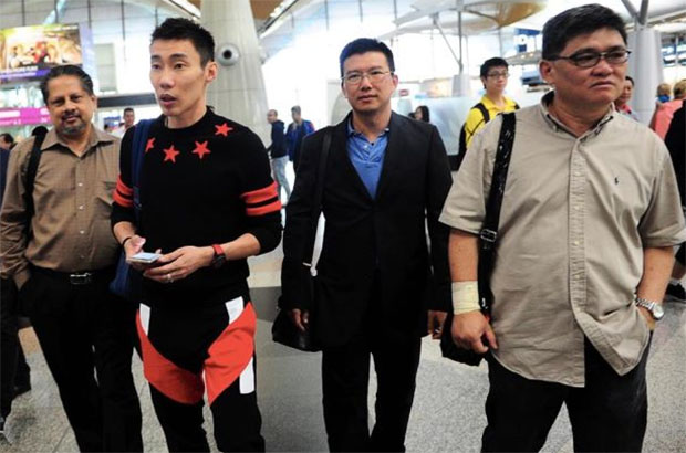 Kenny Goh (far right) speculated to leave BAM for BAC.