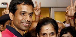 Despite their differences, Pullela Gopichand and Saina Nehwal are doing their country proud.