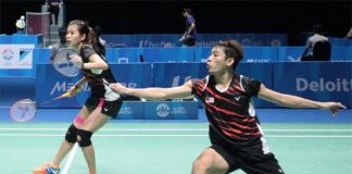 Good luck to Chan Peng Soon/Goh Liu Ying in the Vietnam Open semi-finals.