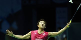 Kento Momota will only be 26 years old when the 2020 Tokyo Olympics arrive.