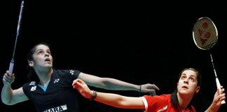 It will be interesting to see Saina Nehwal play Carolina Marin at Japan Open.
