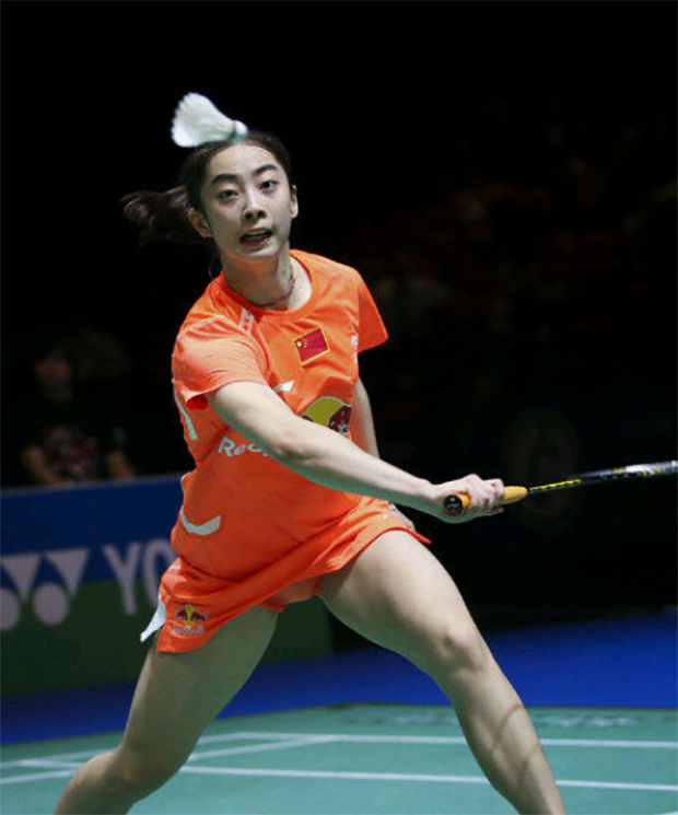The proposal to have all women's shuttlers wear skirts similar to what Wang Shixian was wearing has been axed in 2012.