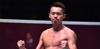 Lin Dan has made a steady rise in BWF world ranking to world No. 3.