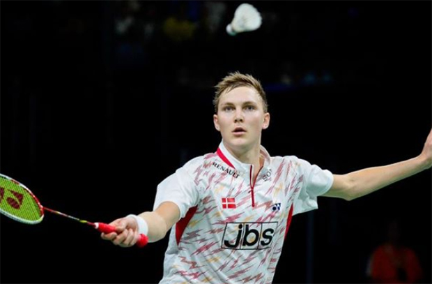 Viktor Axelsen is the only shuttler that can constantly put up a hard fight against Lin Dan and Chen Long in 2015.