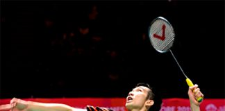 Chong Wei Feng needs an Olympic effort if he wants to play in the 2016 Olympics.