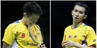 Hope Daren Liew (left) and Chong Wei Feng can come back wiser and stronger.