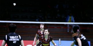 Vivian Hoo/Woon Khe Wei need to work hard to solidify their BWF rankings. (photo: Granular)