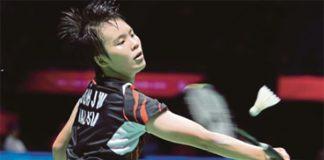 Goh Jin Wei has endless potential in badminton.