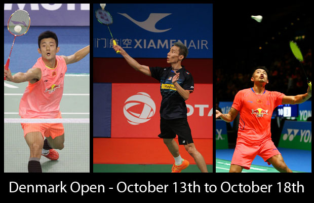 Chen Long, Lee Chong Wei, and Lin Dan are currently the 3 best men's singles players in the world.