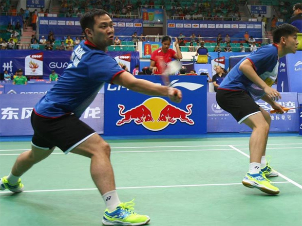 Koo Kien Keat & Tan Boon Heong are still a very dangerous men's pair if they can get their physical and fitness condition back into fighting shape.