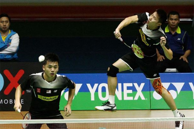 Goh V Shem/Tan Wee Kiong have to prove themselves at Bitburger Open.
