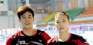 Ko Sung Hyun (left) and Kim Ha Na's strong surge in the second half of 2015 has been amazing.