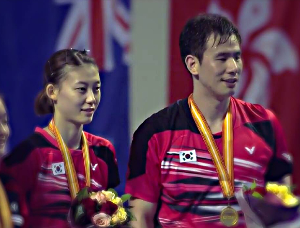 Congratulations to Ko Sung Hyun/Kim Ha Na for winning their third title in less than a month.