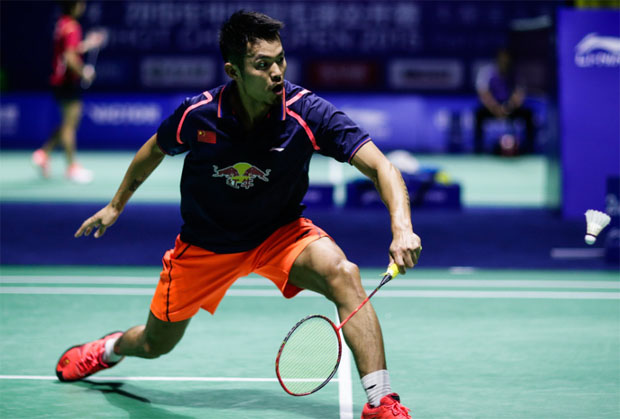 Lin Dan knows how to adjust his game intelligently as he goes deeper into the tournament. (photo: Reuters)