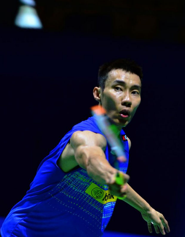Lee Chong Wei's confidence is sky high after his China Open victory last week. (photo: AFP)