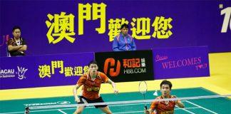Way to go Tan Kian Meng (left)/Low Juan Shen! (photo: Macau Open)