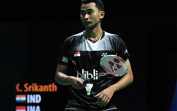 Wish Tommy Sugiarto best of luck in the Indonesian Masters final.