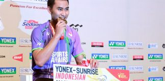 Tommy Sugiarto could move up to world's top 10 after his Indonesian Masters victory.