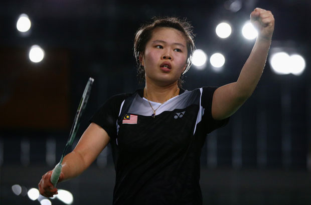 Tee Jing Yi has a good chance of winning the 2015 Malaysia National GP Finals. (photo: GettyImages)