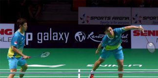 Hope to see more action and exciting games from Lee Yong-Dae in Purple League. (photo: Muar City BC)