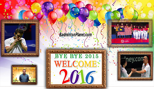 Happy New Year to Badminton fans all around the world!