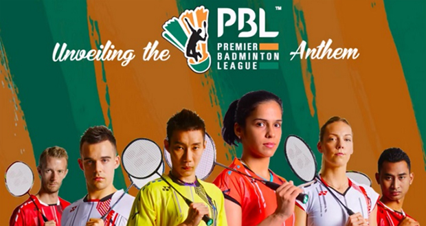 "India Premier Badminton League's ""Trump Match"" rule could be confusing. (photo: PBL)"