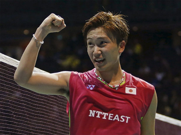 Kento Momota is considered the best Japanese player of his generation.