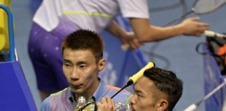 Regardless of the outcome, really hope to see Lee Chong Wei plays Lin Dan in the 2016 Olympic final again.