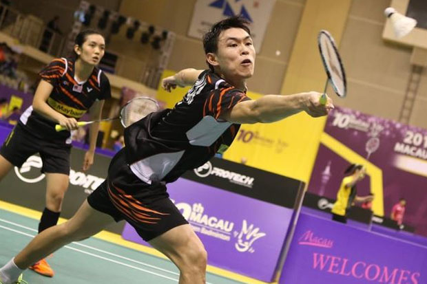 Wish Tan Kian Meng & Lai Pei Jing best of luck in the Malaysia Masters.