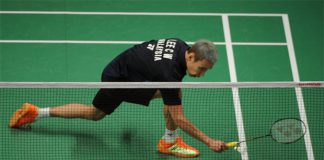 Lee Chong Wei is eyeing his fifth Malaysia Masters GP Gold title in Penang.