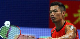 Singapore fans would like to see Lin Dan in action before he retires.