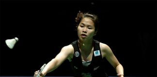 Ratchanok Intanon is the overwhelming favorite in women's singles at Thailand GPG. (photo: GettyImages)