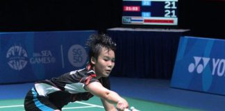 Goh Jin Wei emerged as the hero for Malaysia with victory in the deciding encounter against Hong Kong on Tuesday.