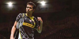 Iskandar Zulkarnain Zainuddin is one of Malaysia's rising badminton stars.