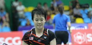 Goh Jin Wei is an amazing young shuttler with BIG heart and such a bright future ahead of her!