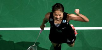 Ratchanok Intanon leads Thailand women's team BATC semi-finals. (photo: GettyImages)