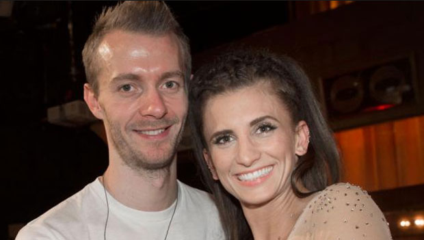 Carsten Mogensen and Mie Sknov are such a lovely couple! Hope they can get through this difficult time asap! (photo: AFP)