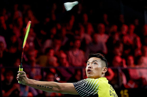 German Open is a good tune-up event for Lin Dan prior to All England.