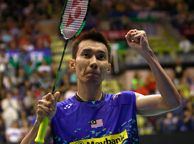 Wish Lee Chong Wei best of luck at the 2016 All England. (photo: GettyImages)