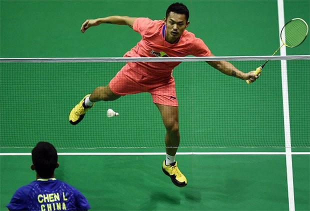 Chen Long and Lin Dan are the top favourites to win the All England title. (photo: Getty Images)