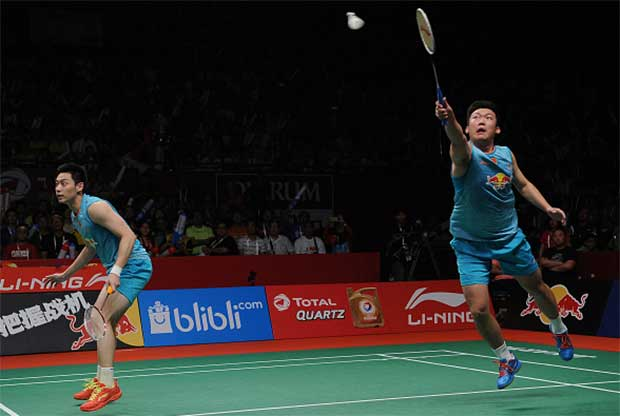 China Drops Liu Xiaolong Qiu Zihan From Thomas Cup Roster Badmintonplanet Com