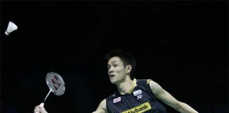 Daren Liew is clearly in better shape than few months ago. (photo: GettyImages)