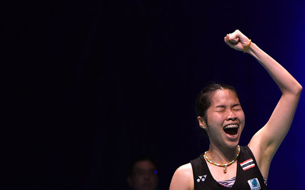 Congratulations to Ratchanok Intanon for being World No. 1. (photo: GettyImages)