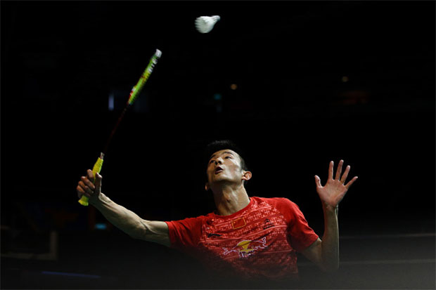 Chen Long has yet to win a single title in 2016. (photo: GettyImages)