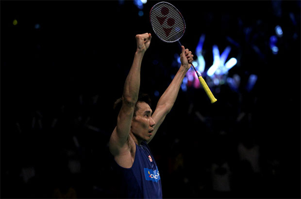 Congratulations to Lee Chong Wei on reaching World No. 1 again! (photo: GettyImages)