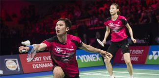 Ko Sung-hyun and Kim Ha-na need to beat mixed doubles pairs from China and Indonesia in order to win Olympic gold.