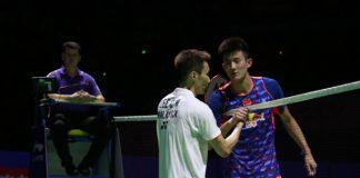 Lee Chong Wei beats Chen Long to win the 2015 China Open title.