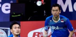 Hendra Setiawan and Mohammad Ahsan are one of Indonesia's hope of winning an Olympic gold medal in Rio. (photo: AFP)